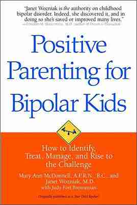 Cover image for Positive Parenting for Bipolar Kids
