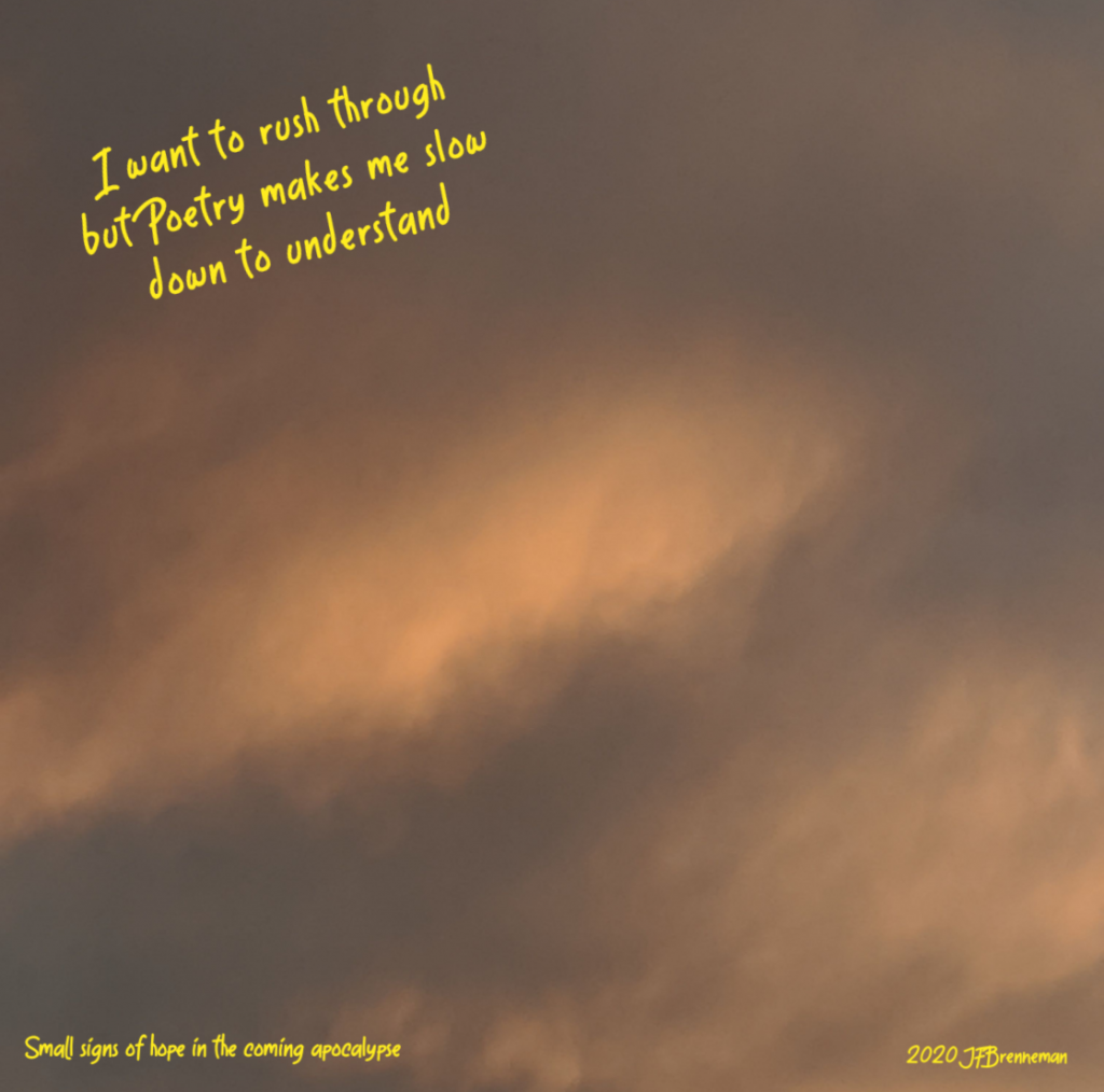 gold-tinged storm clouds; text overlaid on image